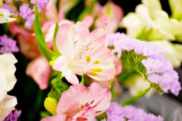 葬儀用の花